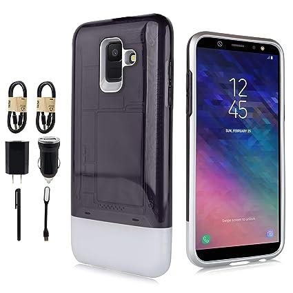 Amazon.com: Compatible con Samsung Galaxy J7 2018/J7 Refine ...