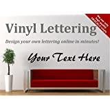 create your own wall vinyl decal letters custom wall decals quotes vinyl letters