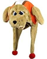 NFL Cleveland Browns Thematic Mascot Dangle Hat