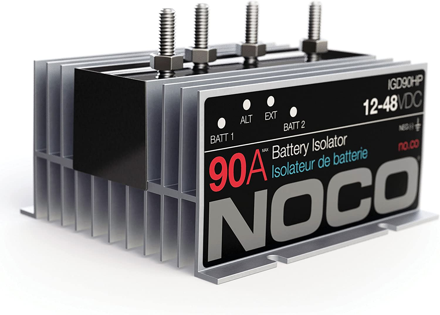 Noco Battery Isolator Wiring Diagram