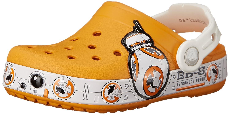Crocs Kids' Crocband Star Wars Hero Clog (Toddler/Little Kid) CBStarWarsHeroClogK - K