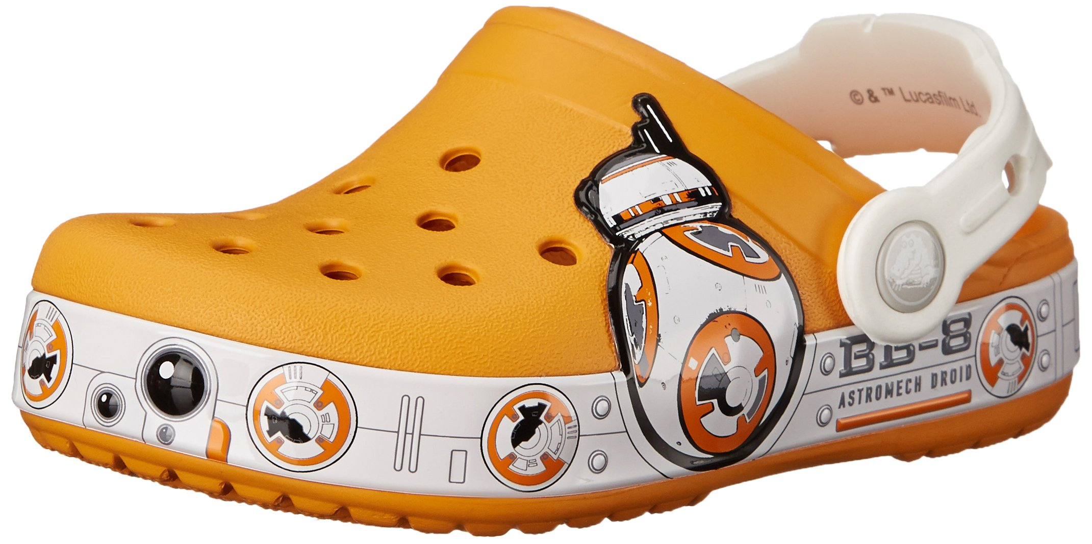 Crocs CB Star Wars Hero K Clog (Little Kid), Multi, 2 M US Little Kid