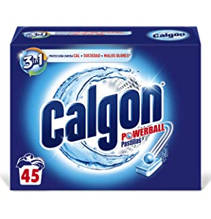 Calgon 3 en 1 Antical Lavadora Gel - 2.25 l: Amazon.es ...