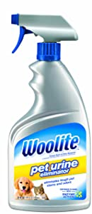 Woolite 10C1 Pet Urine Eliminator Trigger, 22-Ounce