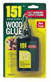 WOOD GLUE PVA FAST WORKING SUPER STRONG NON TOXIC120G