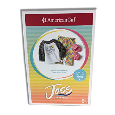 American Girl Doll Joss's Shine Bright Pajamas: Toys & Games