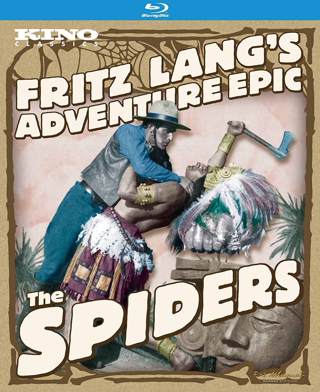 Spiders (1919-1920) [Edizione: Stati Uniti] [Italia] [Blu-ray]