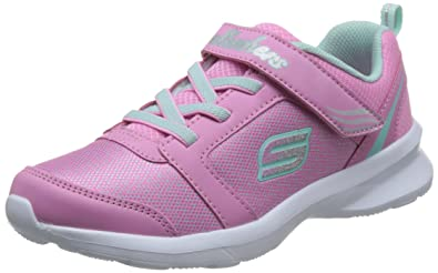 58a1391c551 Skechers Girls Skech-Stepz Low-Top Sneakers Light Pink (11.5 UK Child)