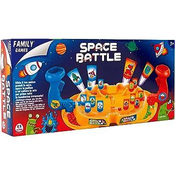 Globo Toys Juego Space Battle 37862 De La Marca Amazon Es