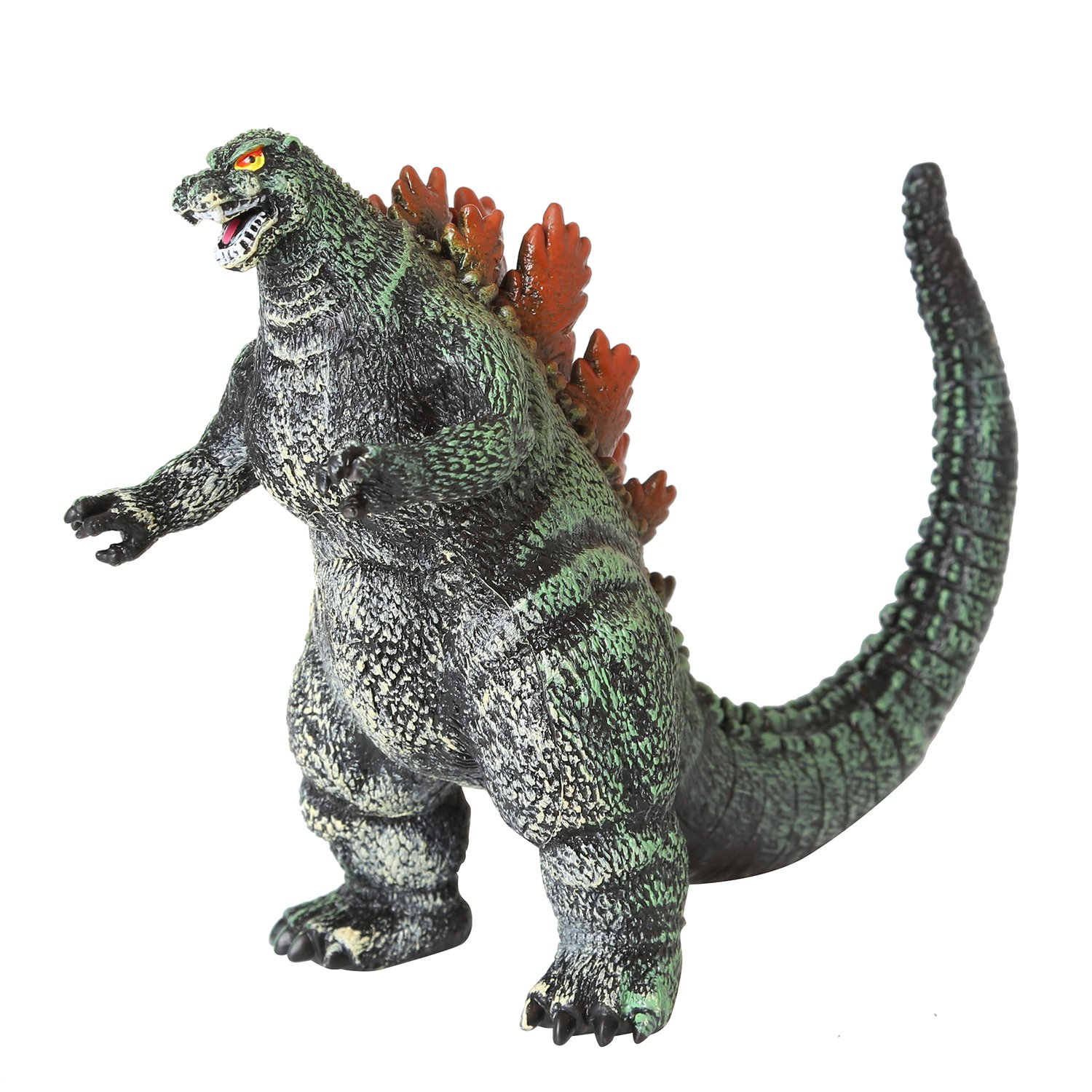 6 7 3.5 Educational Plastic Dinosaur Model Action Figures Toy Vinyl Plastic Godzilla Dinosaur Model for Kids(Gojirasaurus) Chenghai