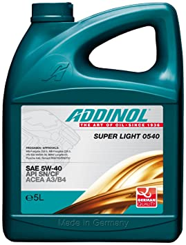 Addinol Lube Oil GmbH Super light MV 546 - Aceite para motor ...