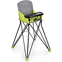 Summer Pop 'n Sit Portable Highchair, Green - Portable Highchair For Indoor/Outdoor Dining – Space Saver High Chair with…
