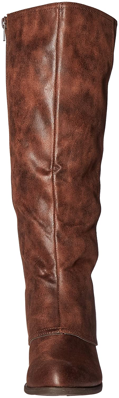 Fergalicious Women's Lundry Wc Western US|Cognac Boot B01DQK4CMW 6 B(M) US|Cognac Western 722a21