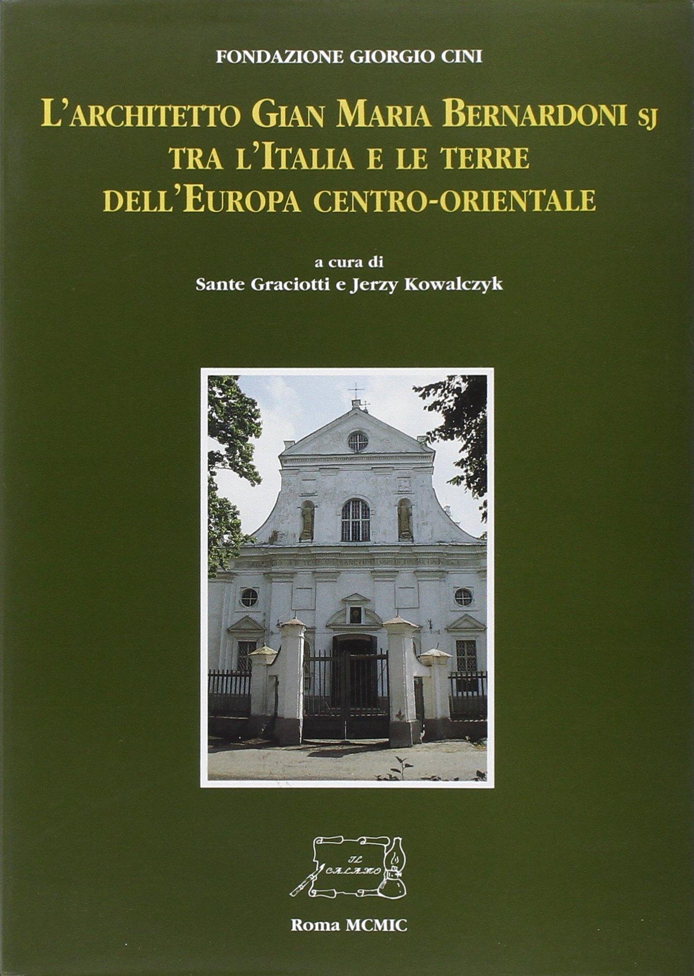 L'Architetto Gian Maria Bernardoni Sj Tra