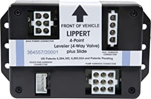 Lippert Components 364557 Replacement Controller for 4-Point Leveling and Slide-Outs
