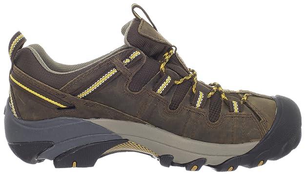5cd127c95eba KEEN Men s Targhee II WP Hiking Shoes  Amazon.ca  Shoes   Handbags