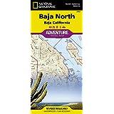Baja North: Baja California [Mexico] (National Geographic Adventure Map)