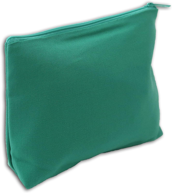 Mademoiselle Toga meru434 Neceser Fuelle algodón Verde Almendra 17 ...