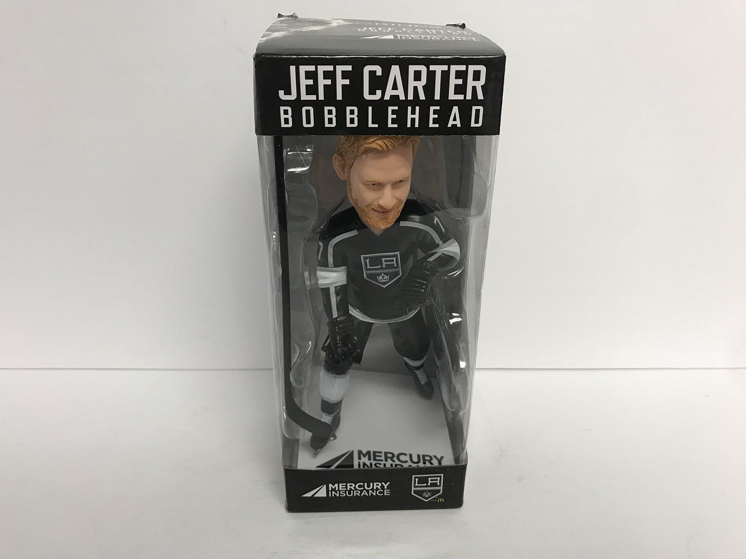 Jeff Carter Los Angeles Kings Hockey Bobblehead Staples Center SGA