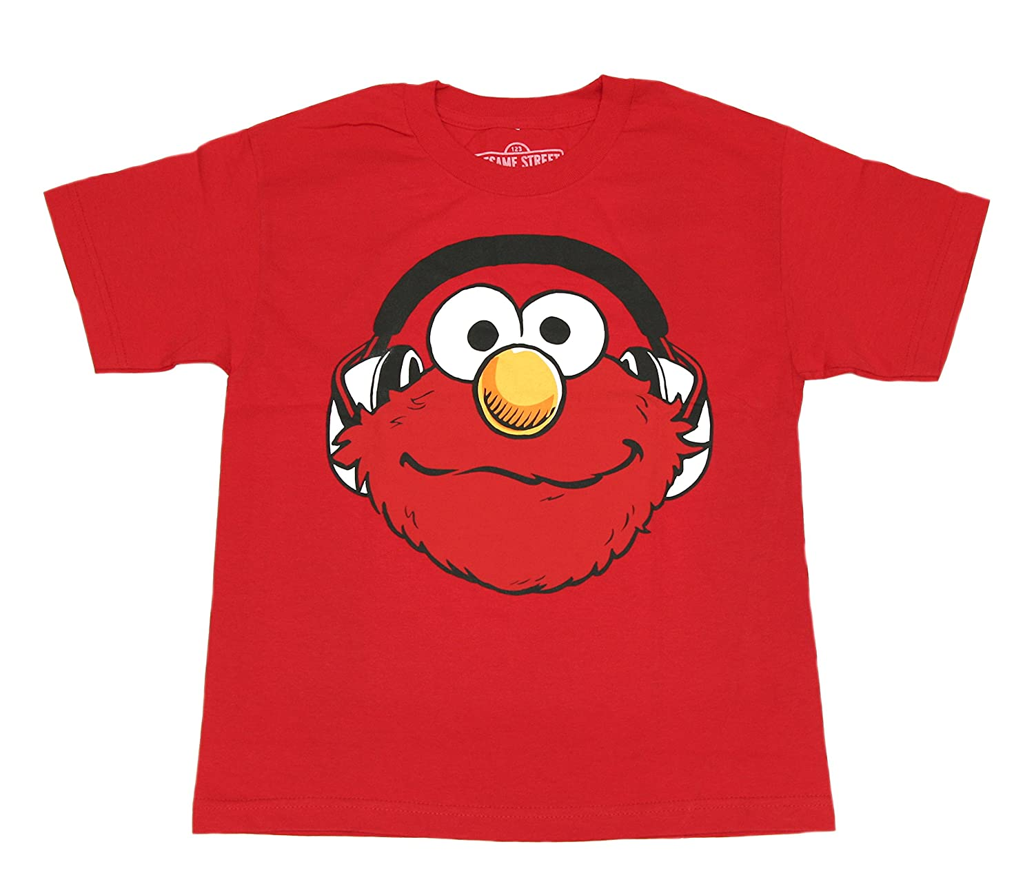 Sesame Street Boys Short Sleeve Tee (Baby/Toddler/Little Kid) manufacturer