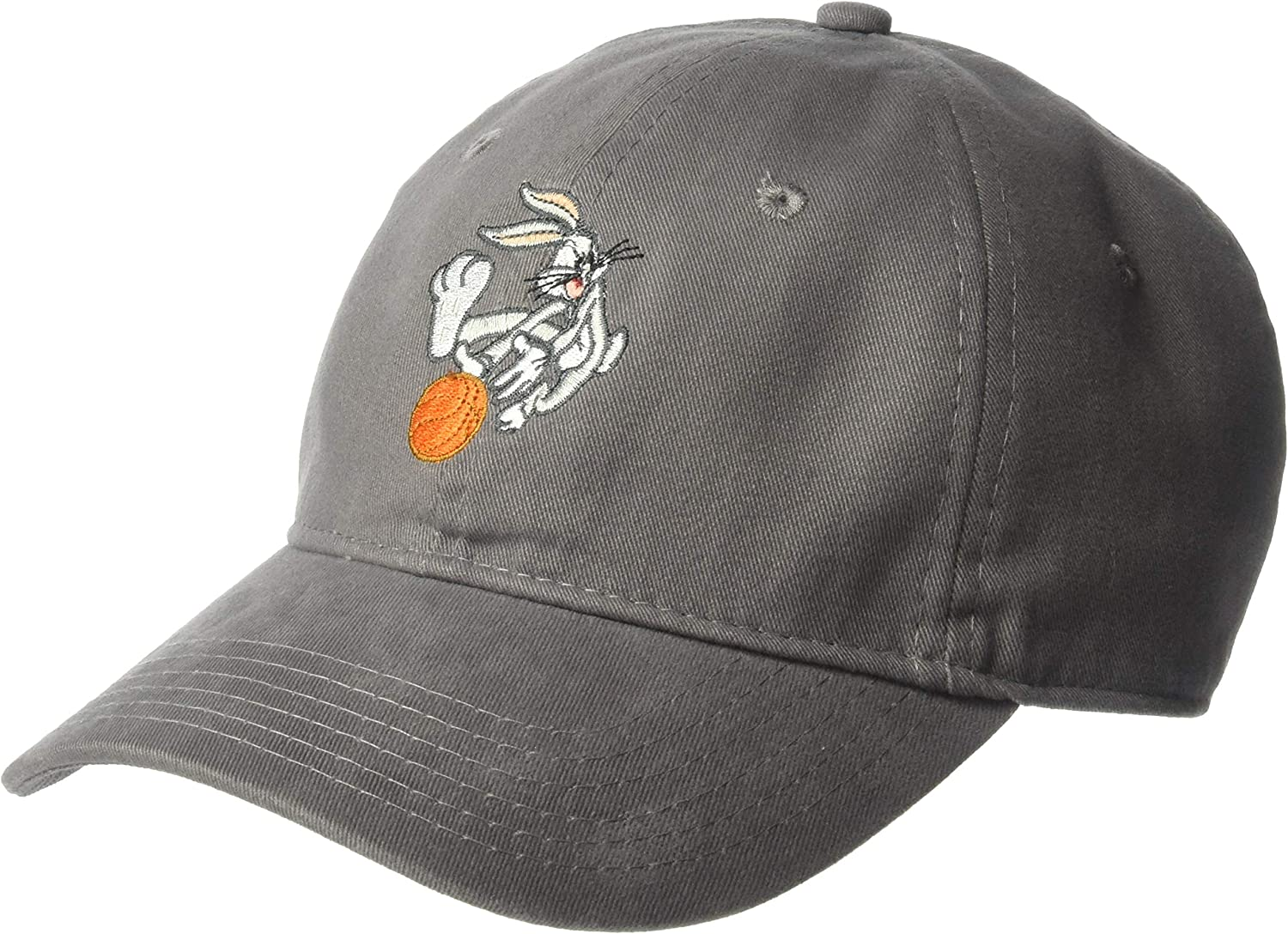Concept One Looney Tunes Bugs Bunny Adjustable Gorra De Béisbol ...