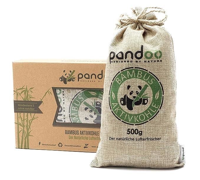 4 opinioni per deodorante naturale a base di carbone attivo di bambù | 100% biodegradabile | 2