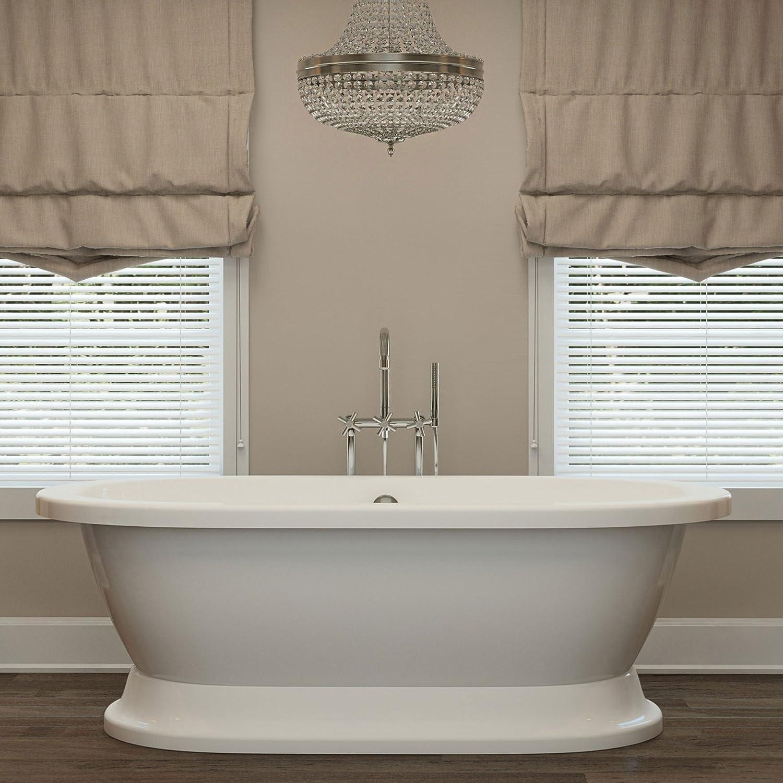 Kohler 2210-N-0 vitreous China undermount oval Bathroom Sink, 20.875 x 17.875 x 8.25 inches, White