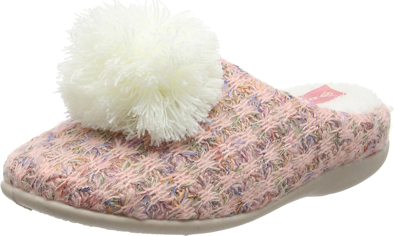 Dunlop Adeline, Zapatillas de Estar por casa para Mujer