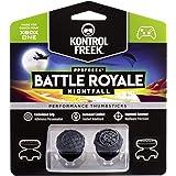 KontrolFreek FPS Freek Battle Royale Nightfall for Xbox One | Performance Thumbsticks | 2 High-Rise Convex (Domed) | Black
