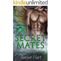 Secret Mates (Hollow Earth Dragons)