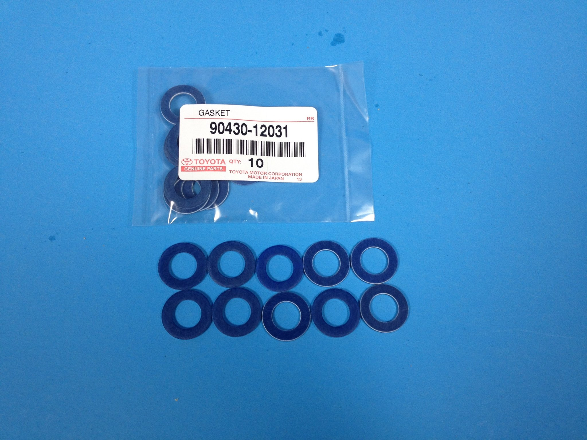 Toyota Oil Drain Plug Gaskets Qty 20