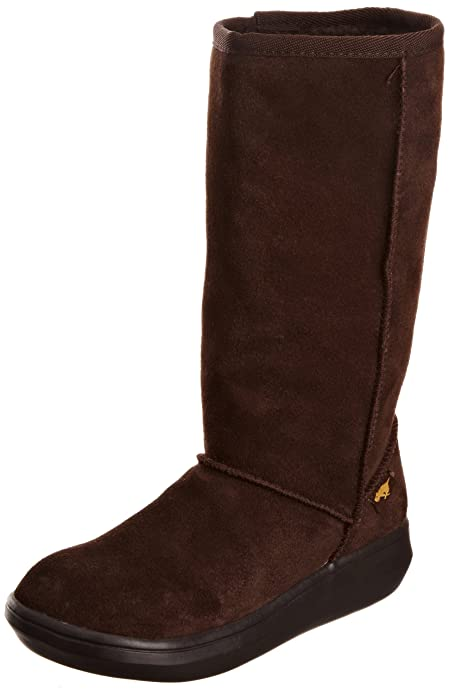 Mint - Botas planas, talla: 40, Color marrón - Marron (Suede Tribal Brown) Rocket Dog