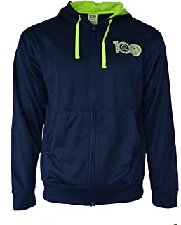 Icon Sports Gruop Club America Hoodie Centenario Pullover Fleece Sweatshirt Jacket