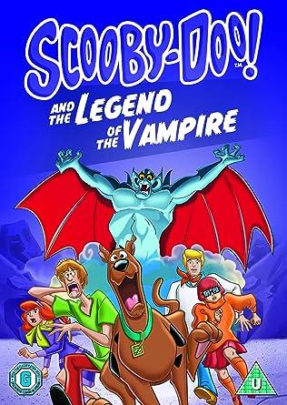 Scooby doo och legenden om vampyren streama gratis