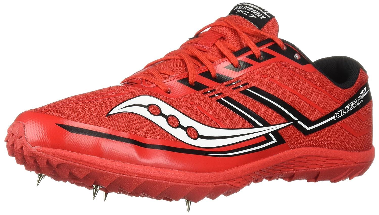 Saucony Men's Kilkenny Xc7 Track Shoe B076T4SHMJ 10.5 D(M) US|Red/Black