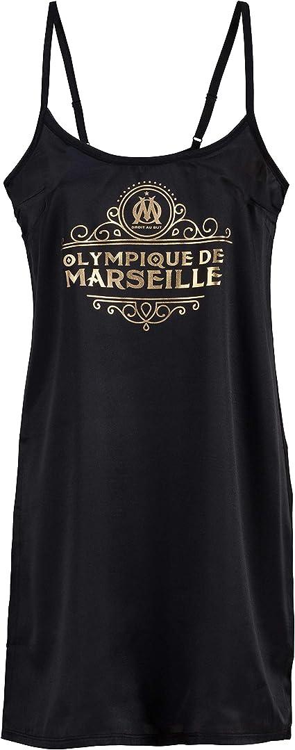 Collection Officielle Taille Femme OLYMPIQUE DE MARSEILLE Nuisette Om