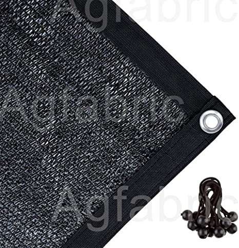 Sun Mesh Shade Cloth Sunblock for Garden Flower Plant for Greenhouse-can Custom Size Sun Netting 40/% for Garden with Grommets