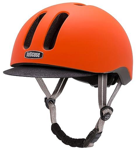 Amazon.com: Nutcase – Casco para bicicleta de Metroride, se ...