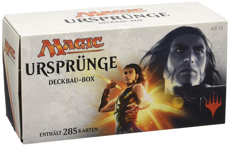 DE Magic Ravnicas Treue Deckbau Box