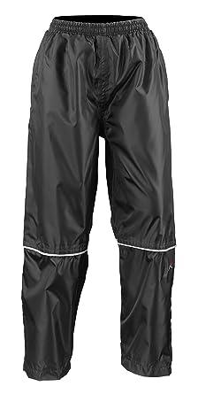 f4a4eb0aa8f3b Kids / Childrens waterproof trousers: Amazon.co.uk: Clothing