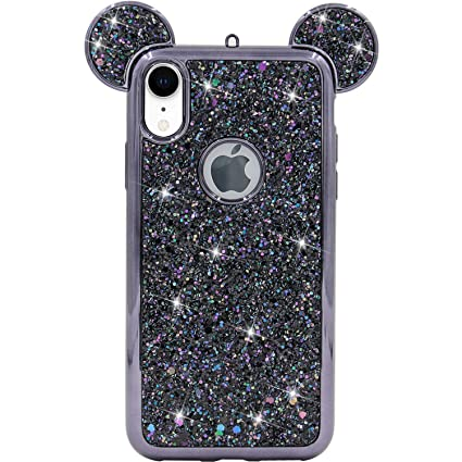 coque oreilles mickey iphone xr