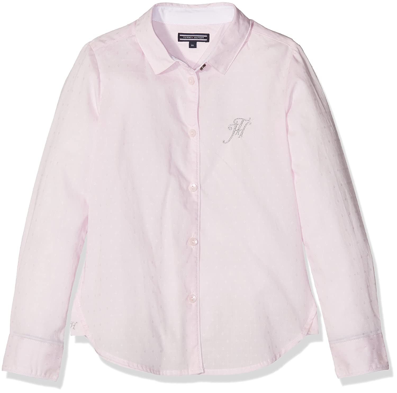 Tommy Hilfiger -Ame Classic Shirt L/S 2, Mädchen Hemd Mädchen Hemd KG0KG02780