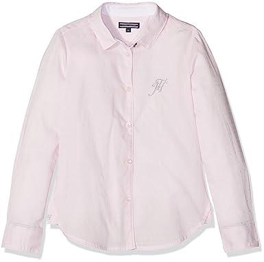 luxe dernières tendances Vente au rabais 2019 Tommy Hilfiger - AME CLassic Shirt L/S 2 - Chemise - Fille ...