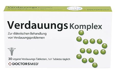 Verdauungs Komplex - Tabletas naturales para el estreñimiento ...