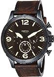 FOSSIL 美国品牌 【Fossil集团全球授权】NATE系列 石英手表 男士腕表 JR1487