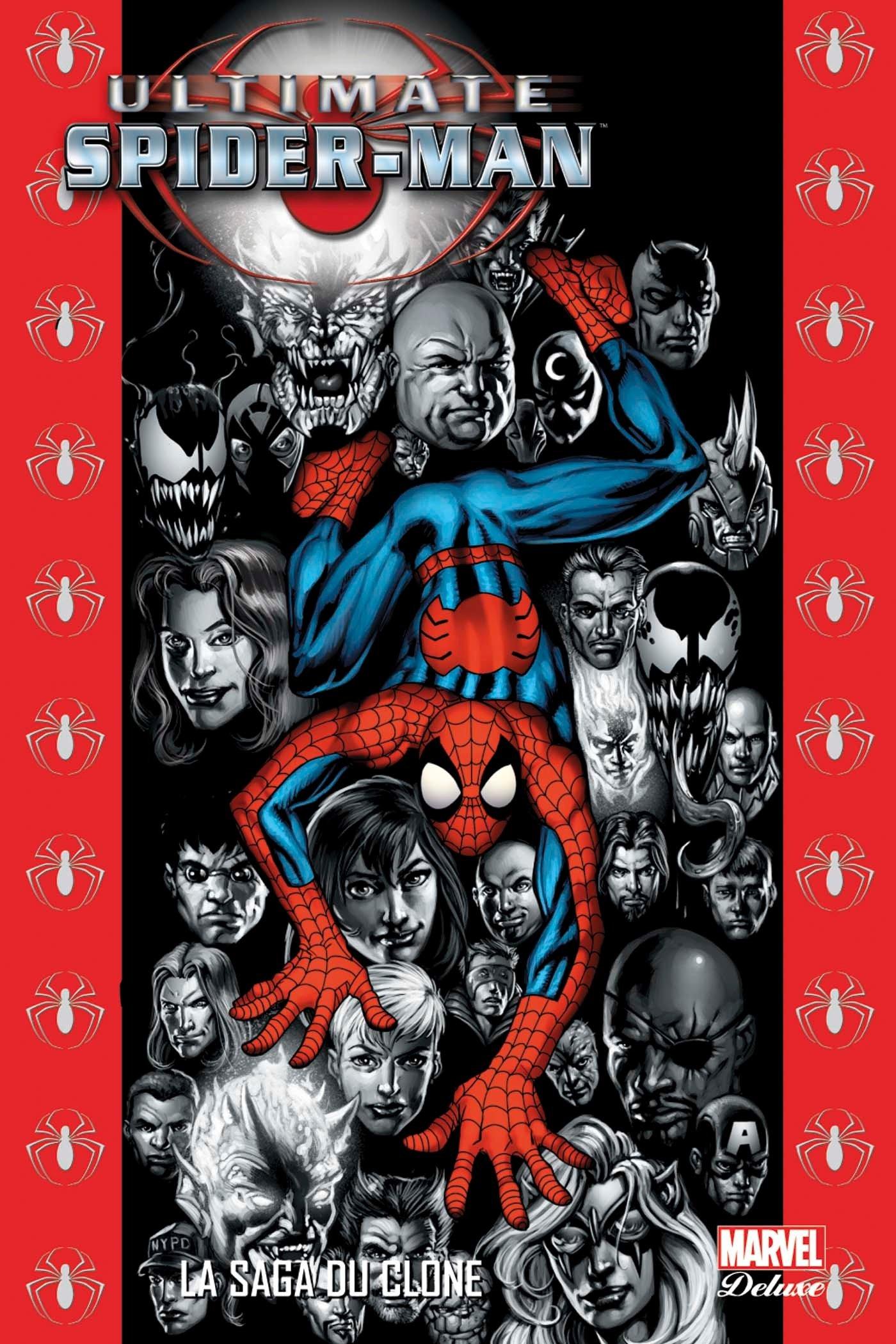 spider man clone
