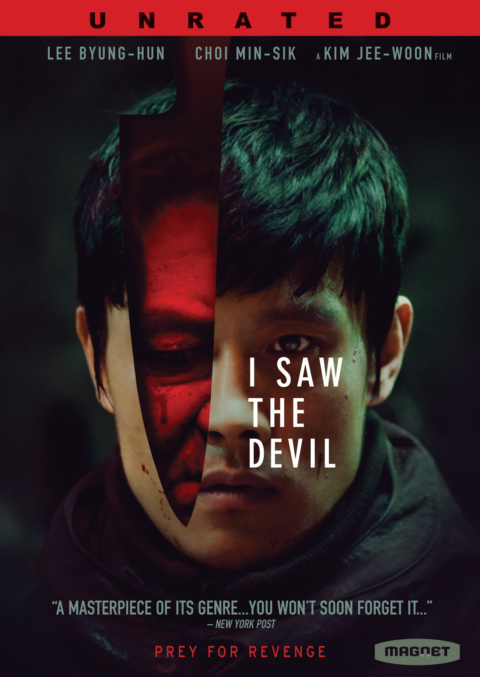 DVD : I Saw The Devil (Dubbed, , Widescreen)