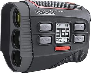 Bushnell Hybrid Golf Laser Rangefinder GPS (Renewed)
