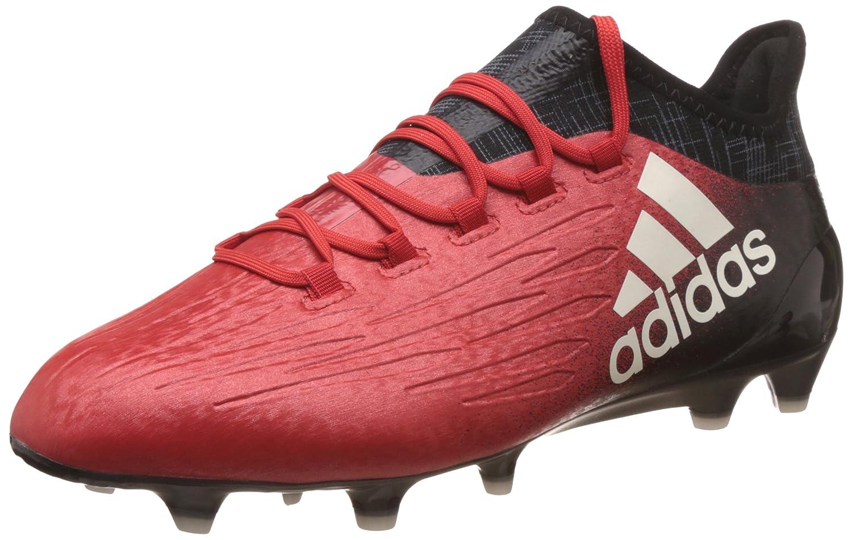 Rouge (rouge rouge Ftwbla Negbas) 40 2 3 EU Adidas X 16.1 Fg, Chaussures de Football homme
