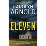 Eleven: An absolutely heart-pounding and chilling serial killer thriller (Brandon Fisher FBI Series Book 1)